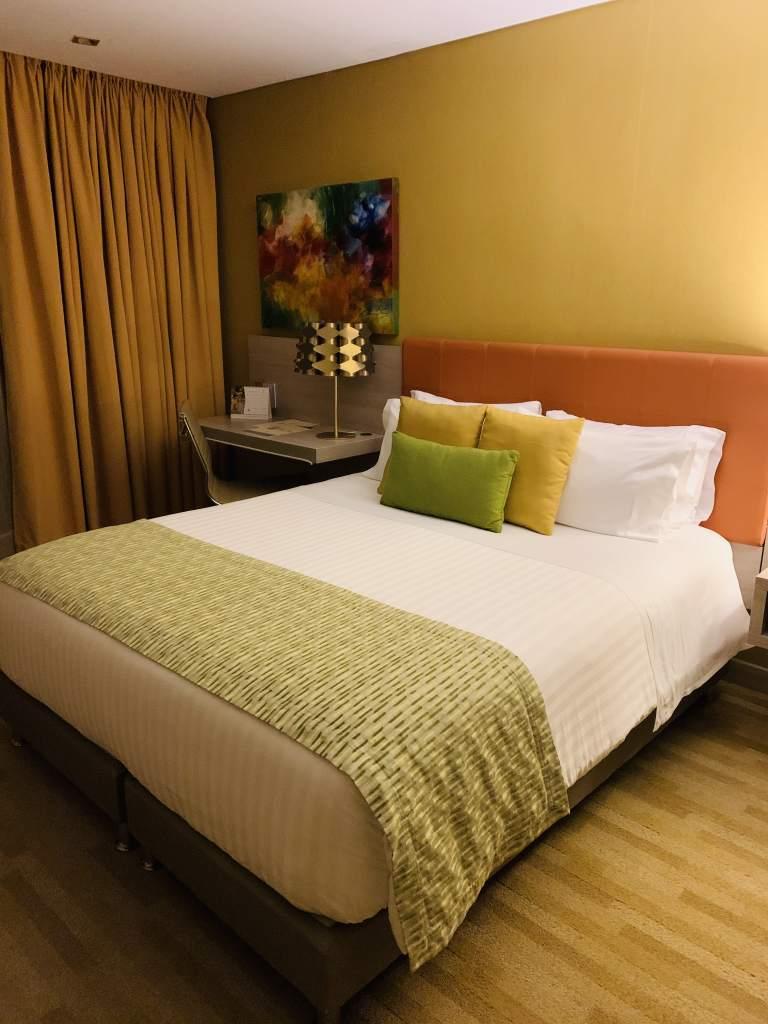 Doppelzimmer im Hotel El Dorado, Bogotá