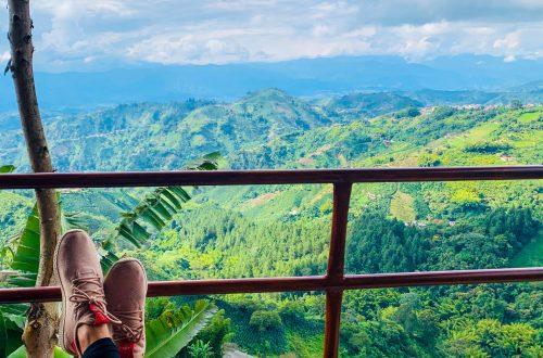 Manizales Kolumbien - los Nevados