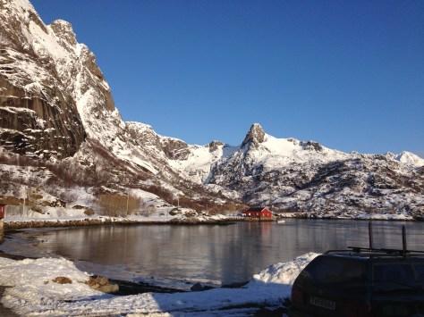 Kalle i Lofoten, near Kabelvag Norway