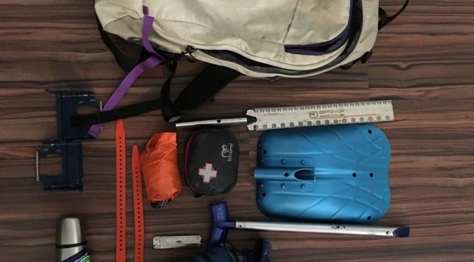 Packing for Ski Touring