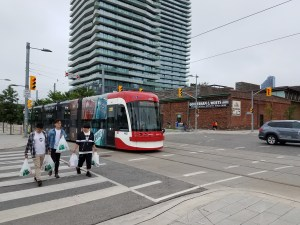 Toronto public transit needs improvement