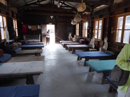 Detention camp resembled Nazi concentration camps