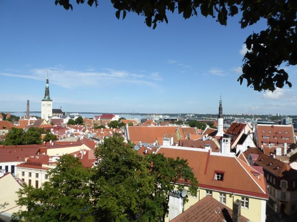 Tallinn is a major port in Northern Europe