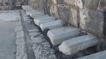 Ancient ruins show life in Roman times