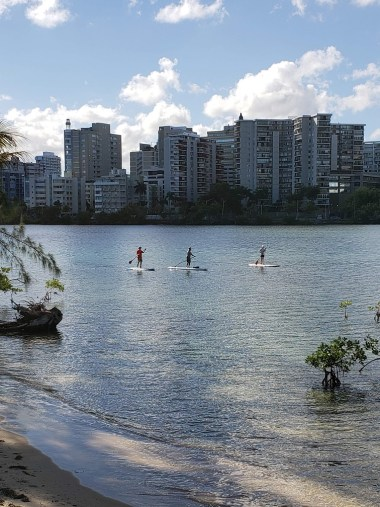 You can do any water activity in Puerto Rico