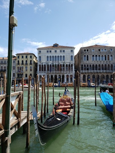 Gondola trips can be expensive