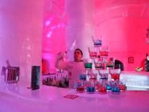 Coolest Year Celebration Ice Hotel Romania