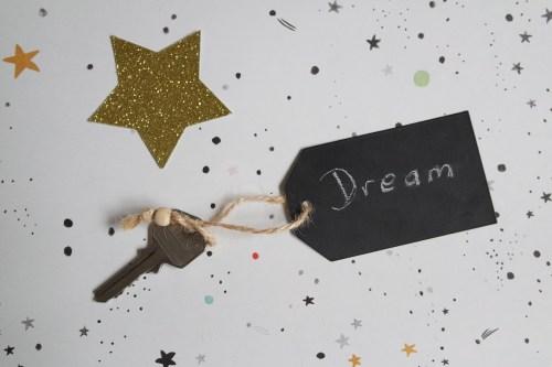 Réaliser ses rêves : la clé de la réussite.