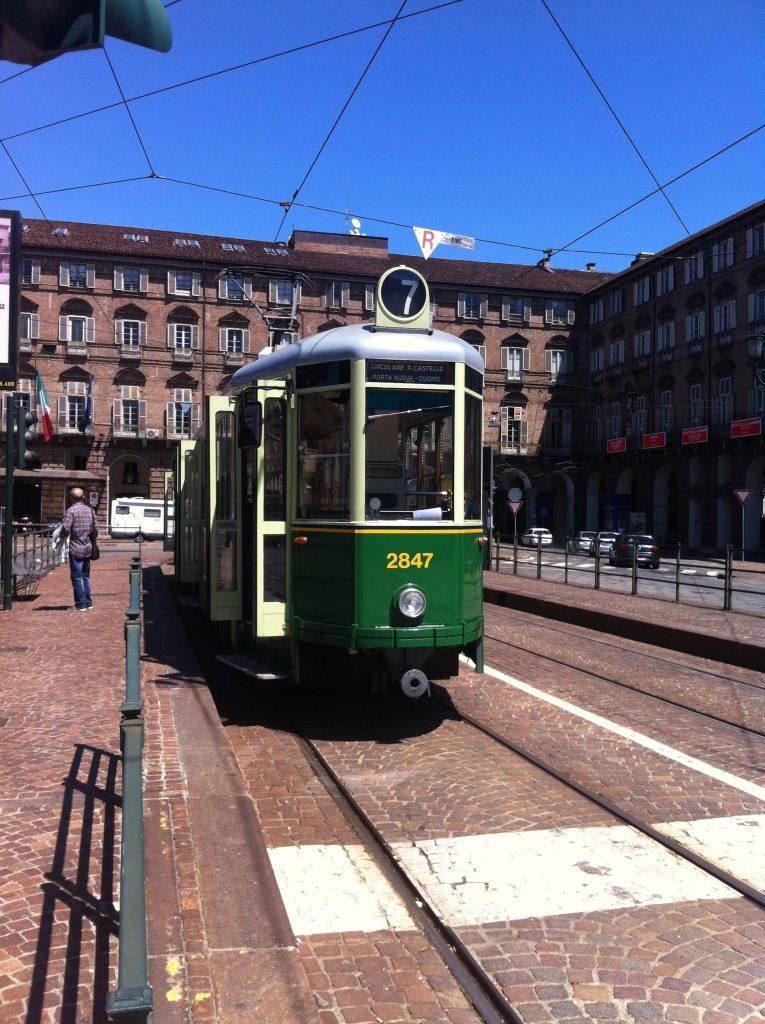 tram linea 7 torino