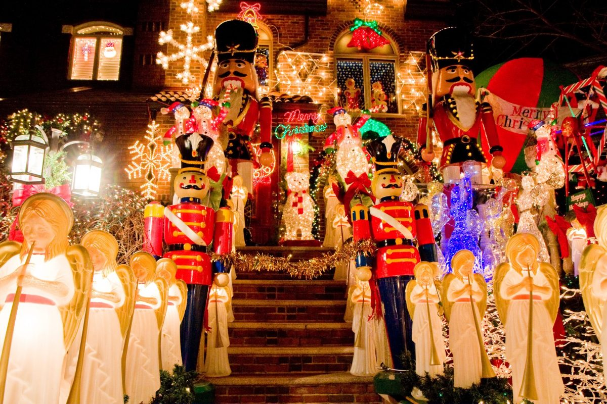 New York e le magiche luci di Natale del quartiere di Dyker Heights