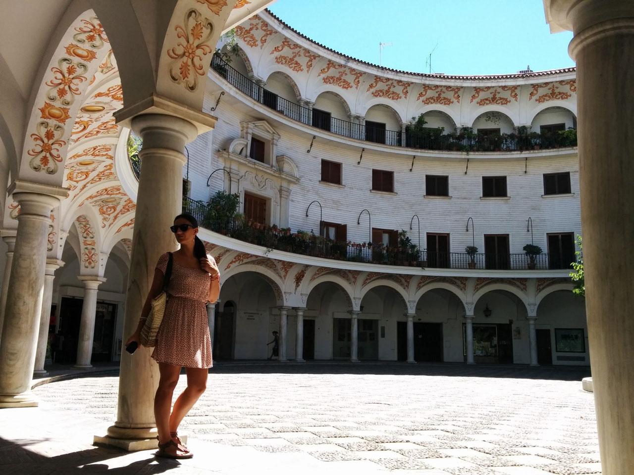 Plaza de Cabildo di Siviglia