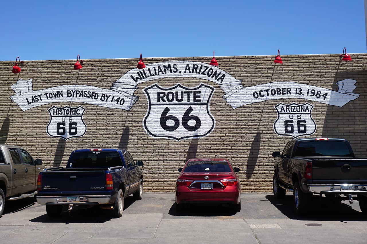 Williams Arizona Route 66
