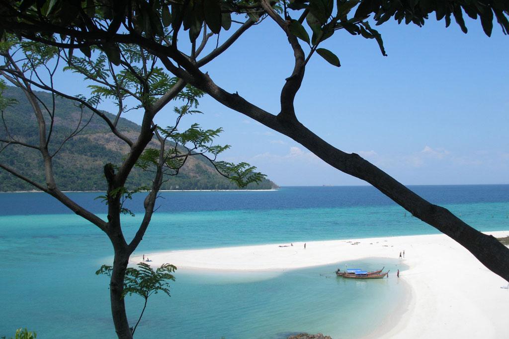 Spiaggia di Koh Lipe