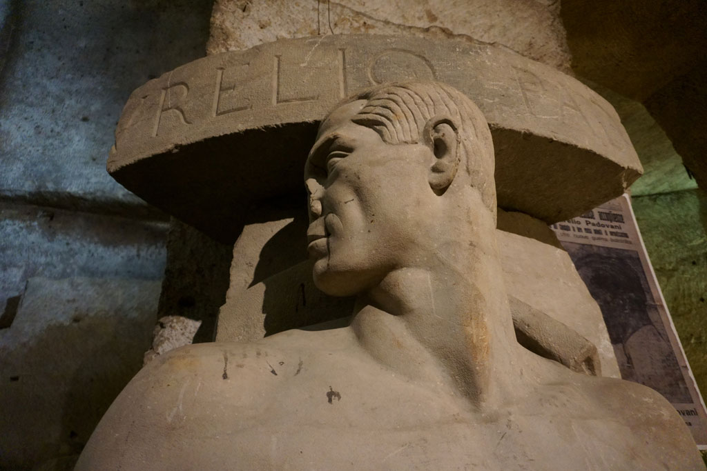 Galleria Borbonica Napoli Aurelio Padovani