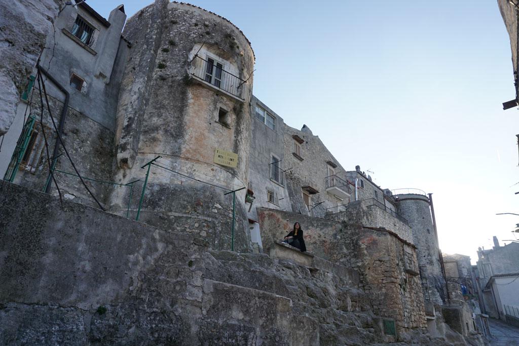 Vico del Gargano mura