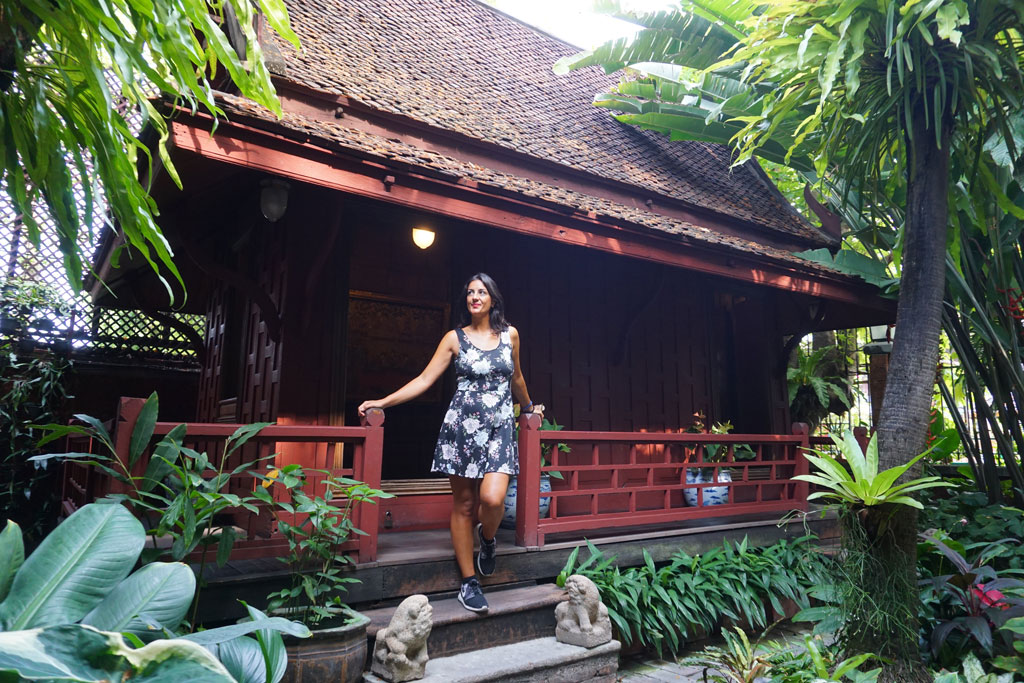 Jim Thompson House Museum Bangkok