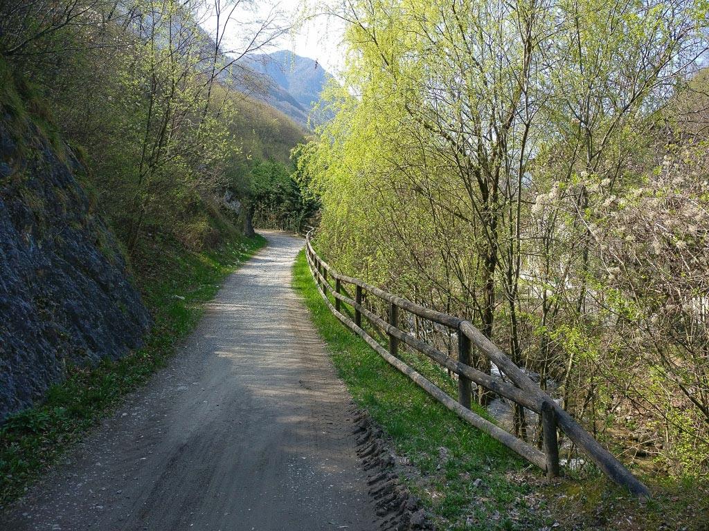 Trekking Valle di Ledro