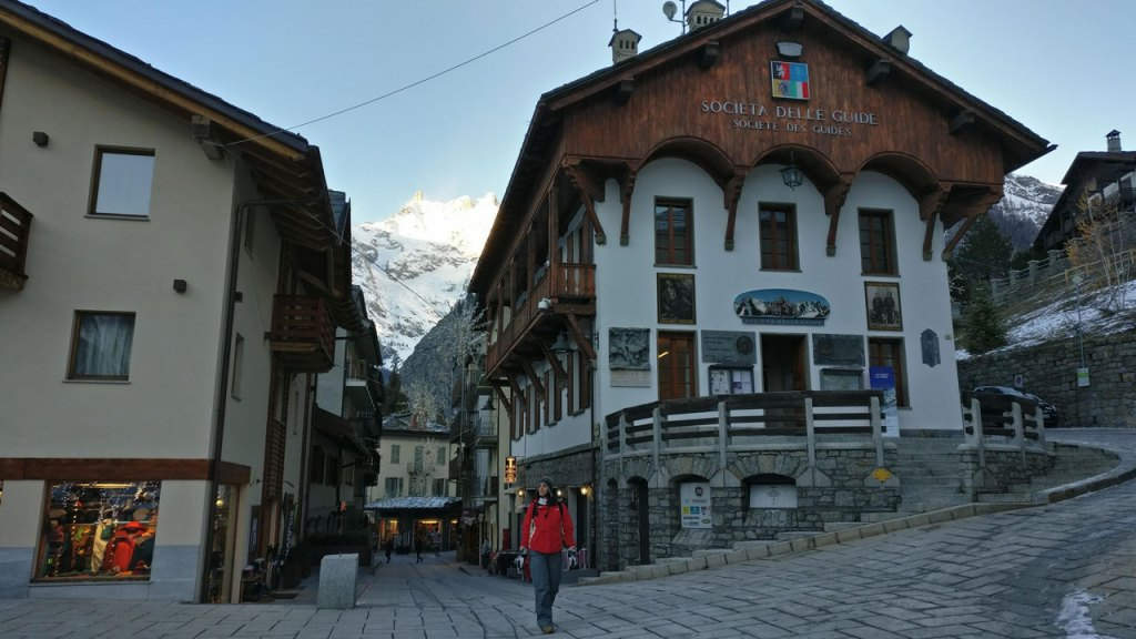 Courmayeur cosa vedere