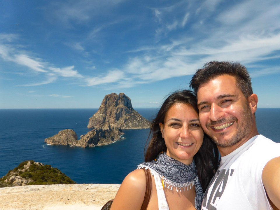 Ibiza in coppia