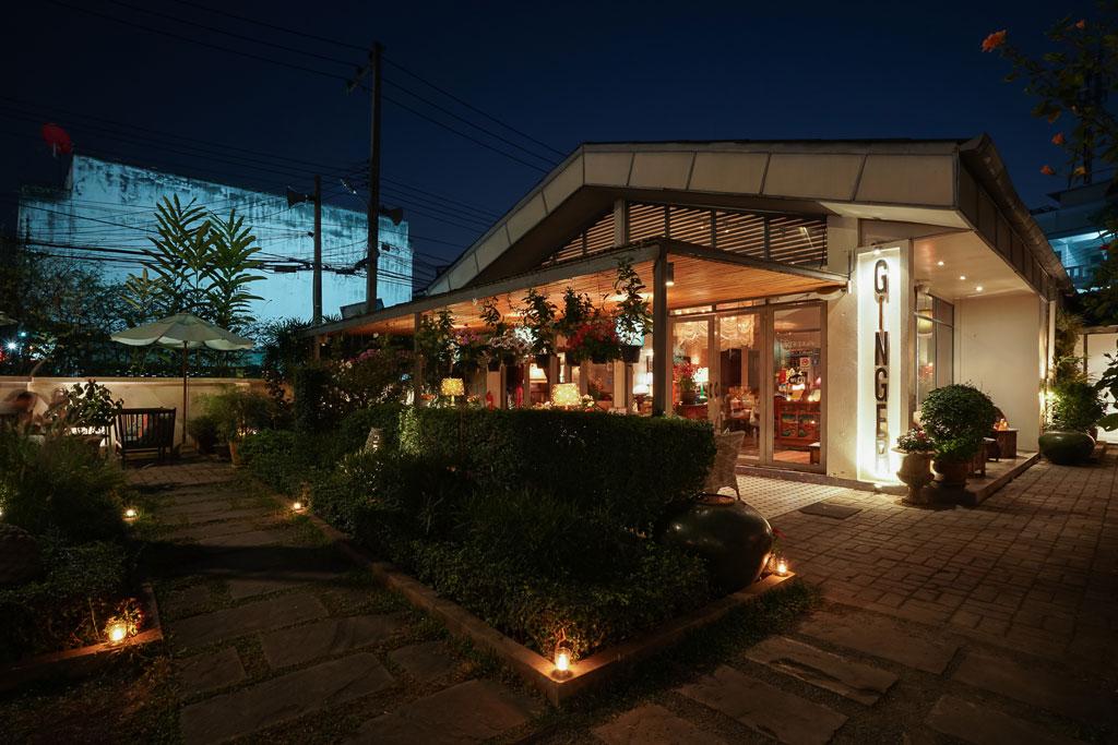Ginger restaurant Chiang Mai