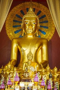 Buddha Wat Phra Singh Chiang Mai