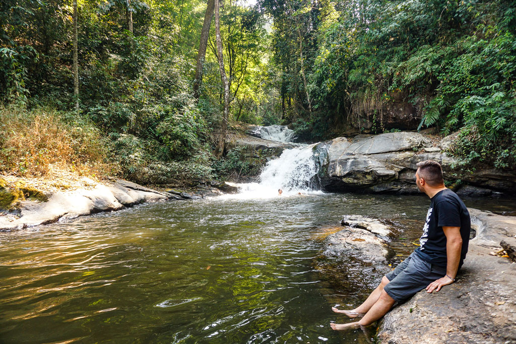 trekking doi inthanon