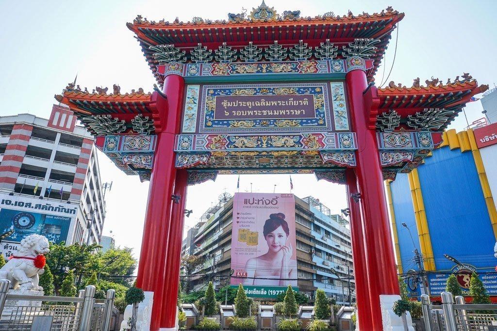 chinatown bangkok cosa vedere