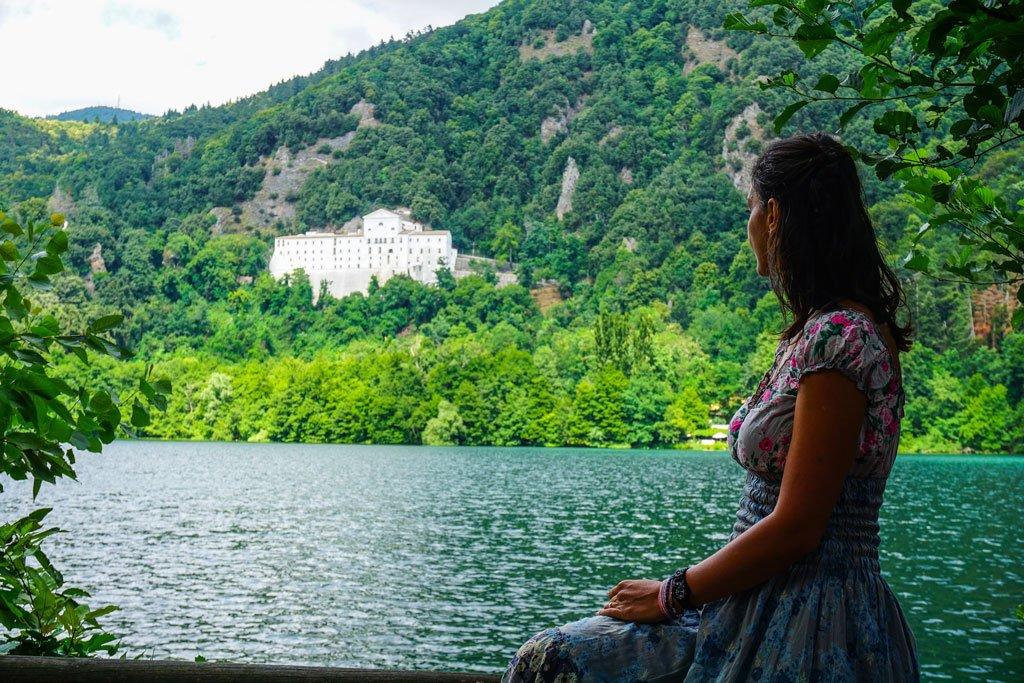 laghi di monticchio basilicata