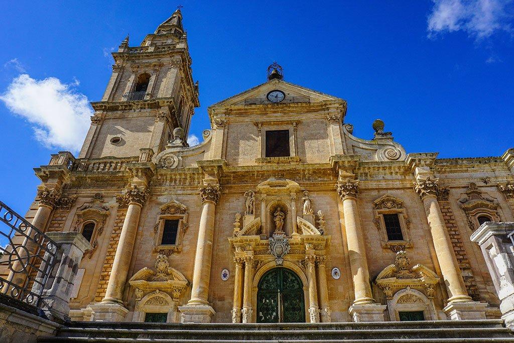 cattedrale di ragusa