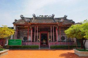 cosa vedere a thonburi bankok