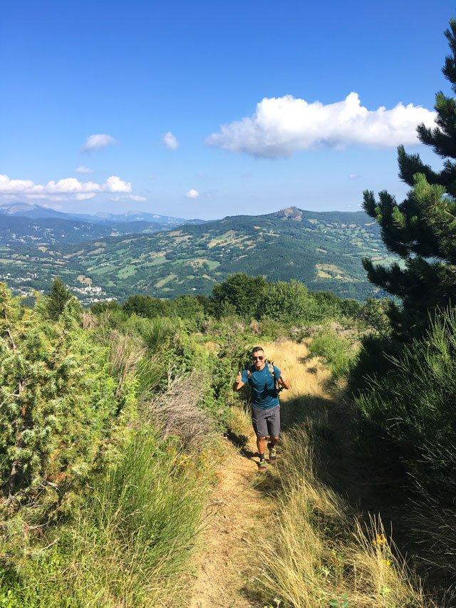 trekking monte nuda