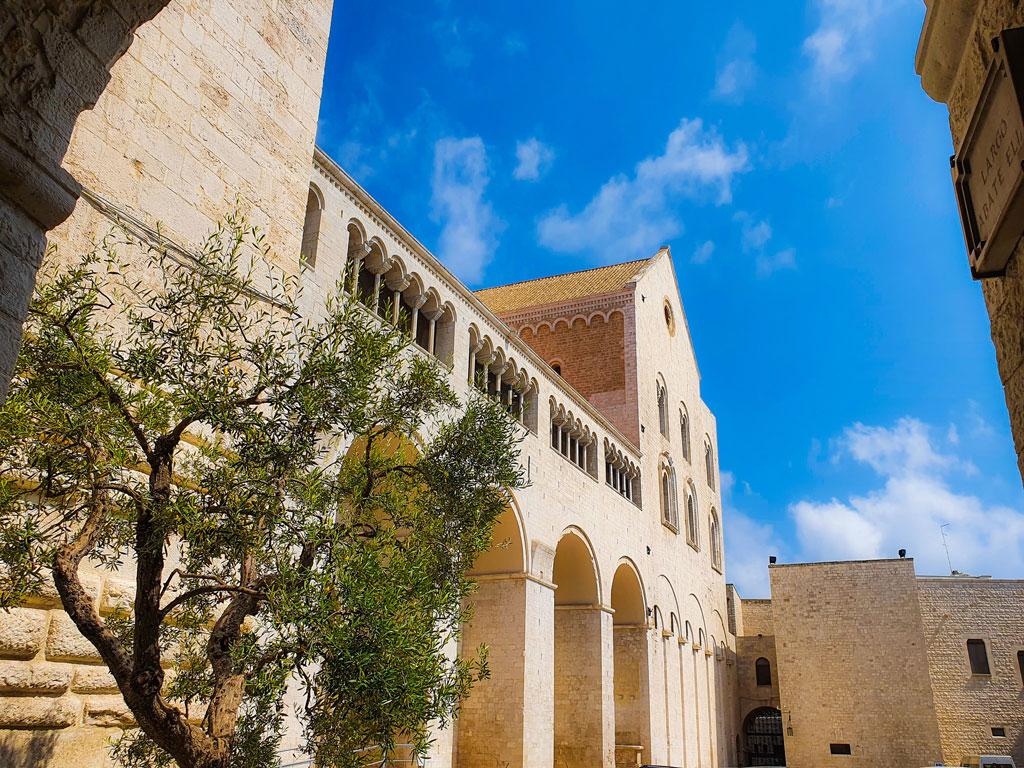 bari basilica san nicola