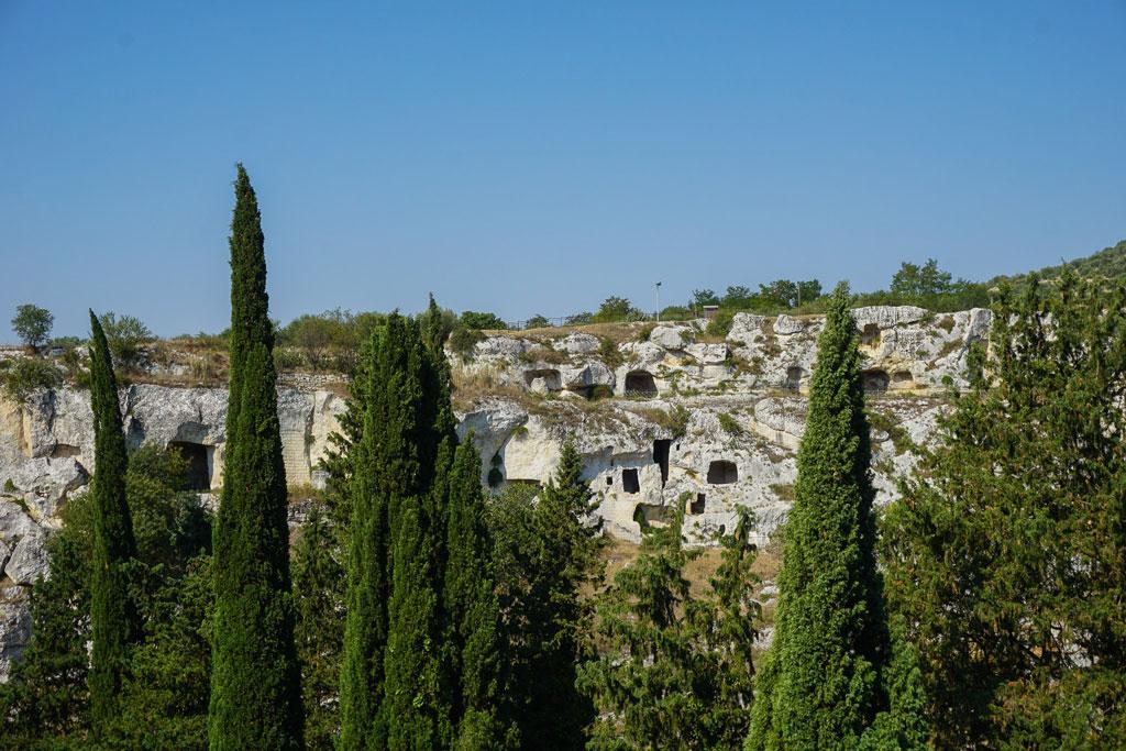 grotta delle sette camere