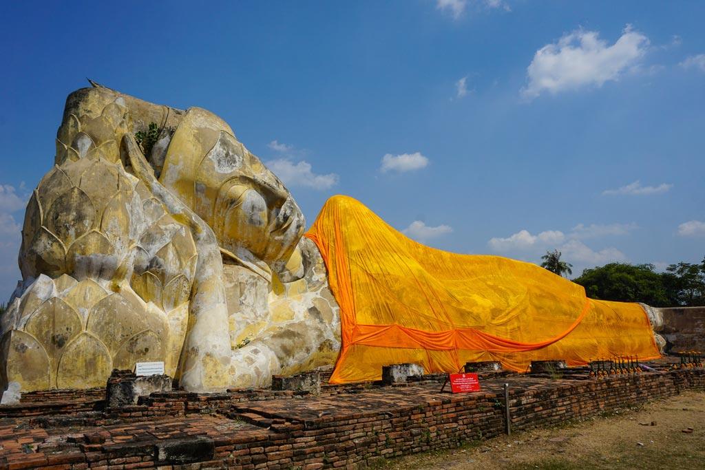 ayutthaya cosa vedere