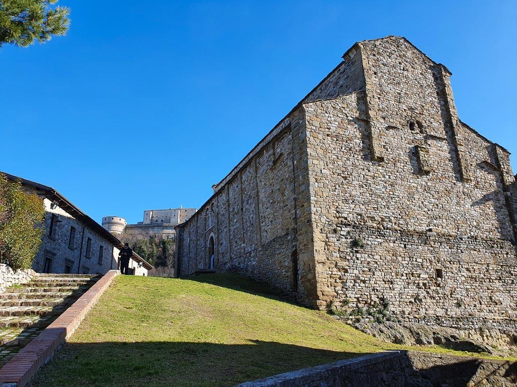 borgo medievale san leo
