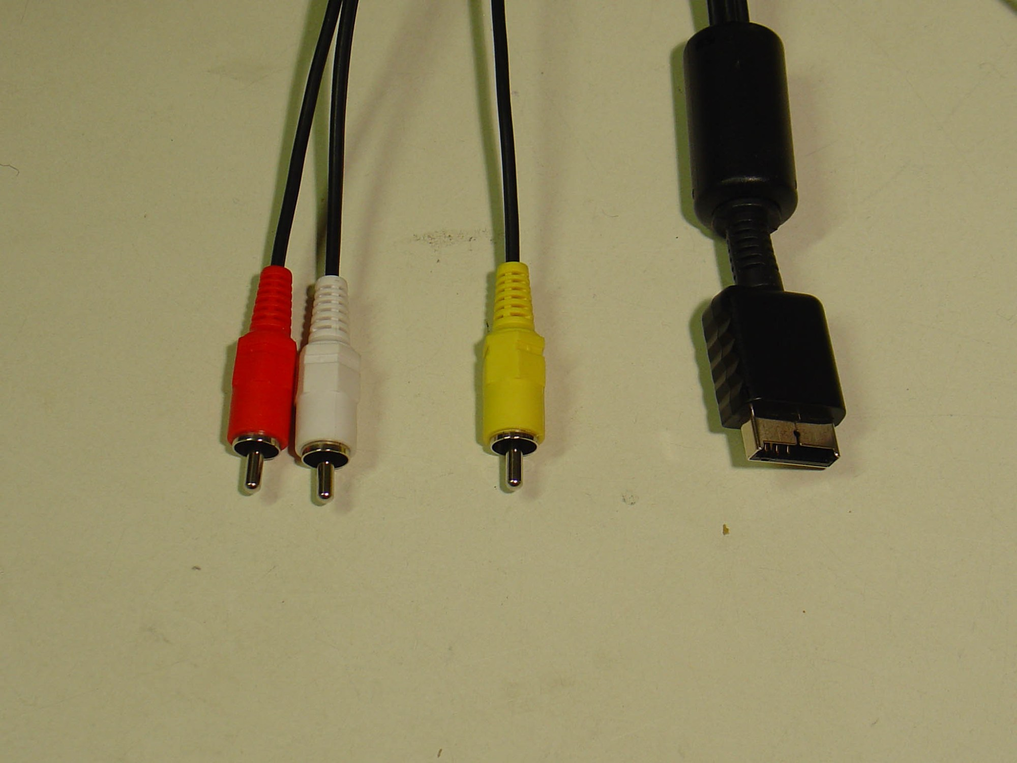 hight resolution of composite a v cable