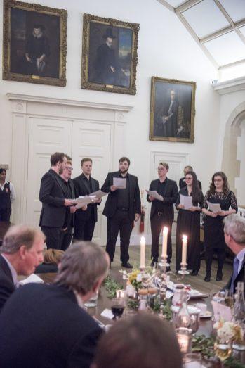 Sheldon Medal Dinner, October 2017 Photos by John Cairns (www.johncairns.co.uk)