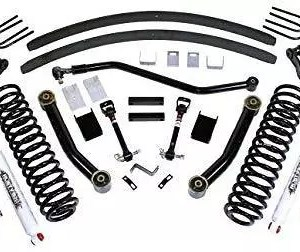 Rusty Suspension Lift Kit untuk Jeep XJ