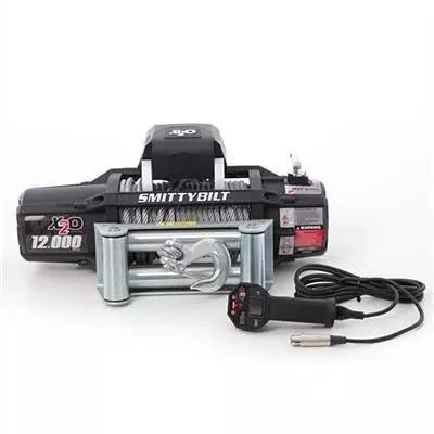 Smittybilt X2O 12K Gen 2 Wireless Winch - 97512