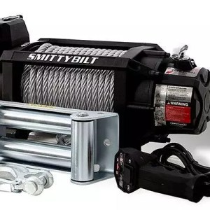 Smittybilt XRC 15.5K Gen 2 Electric Winch – 12000+ lbs - 97415