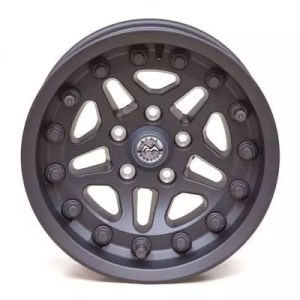 Velg Hutchinson Rock Monster Double Beadlock Black