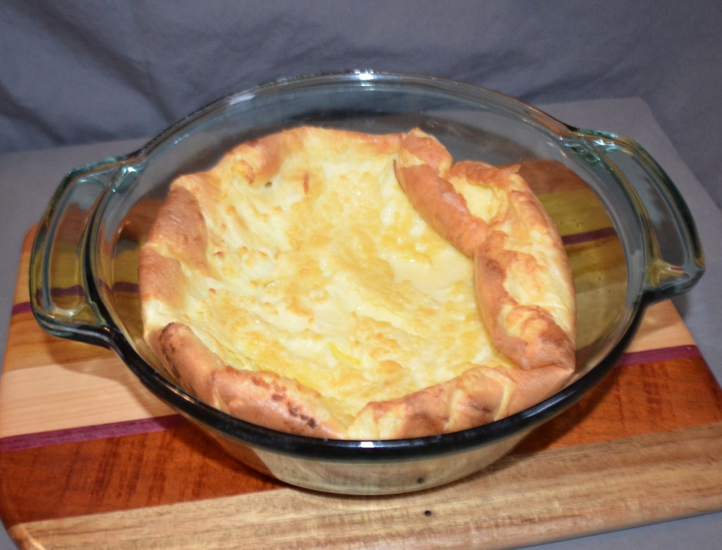 Simple Dutch Baby recipe