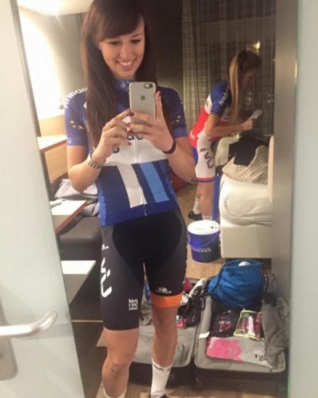Katarzyna (Kasia) Niewiadoma - Polish Road cyclist (32)