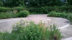 Day 5 - Spiral in the Great British Garden.
