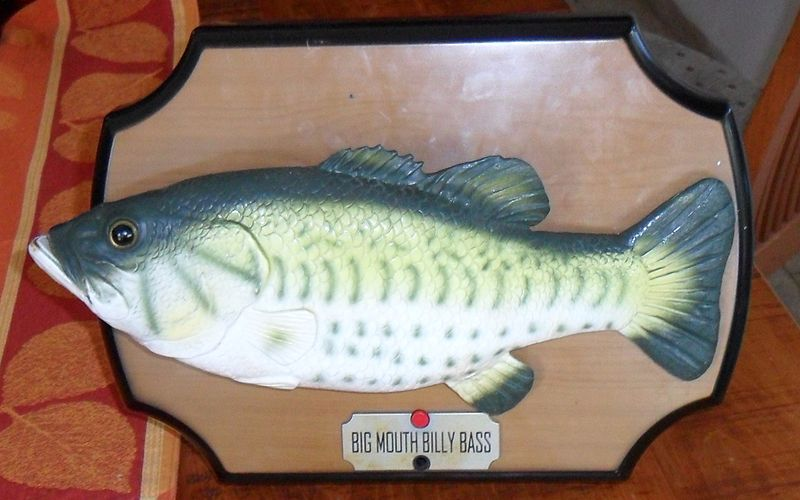 Big Mouth Billy Bass