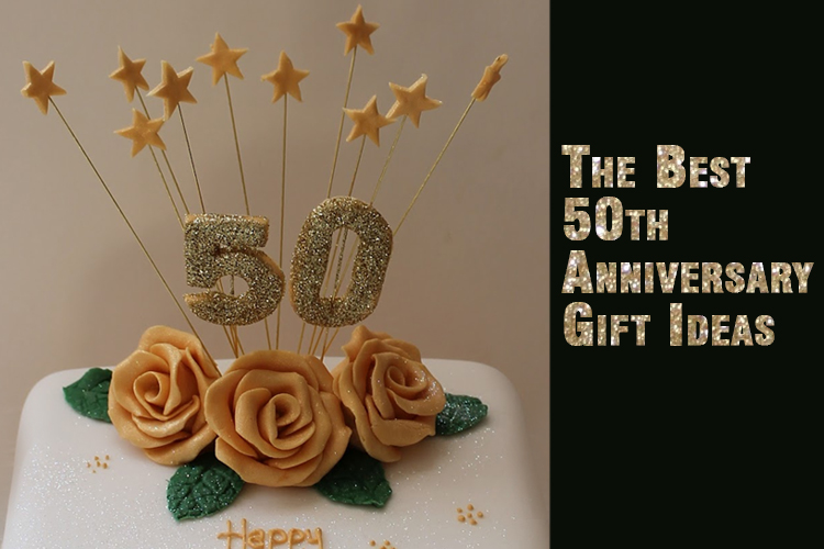 The Best 50th Anniversary Gift Ideas