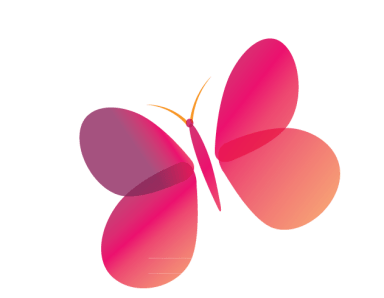 pink-and-orange-butterfly