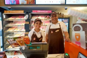 Dunkin Donuts Franchise