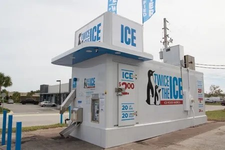 How Much Money do Ice Vending Machines Make?