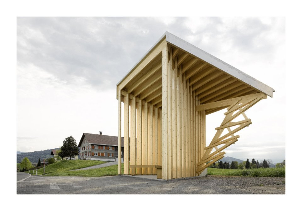 """Amateur Architecture Studio, China: """"It is like a 120 SLR folding camera that people can sit in."""" (Photo: Adolf Bereuter/BUS:STOP Krumbach)"""